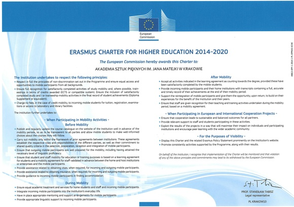 erasmus charter for higher education 2014 2020 580px